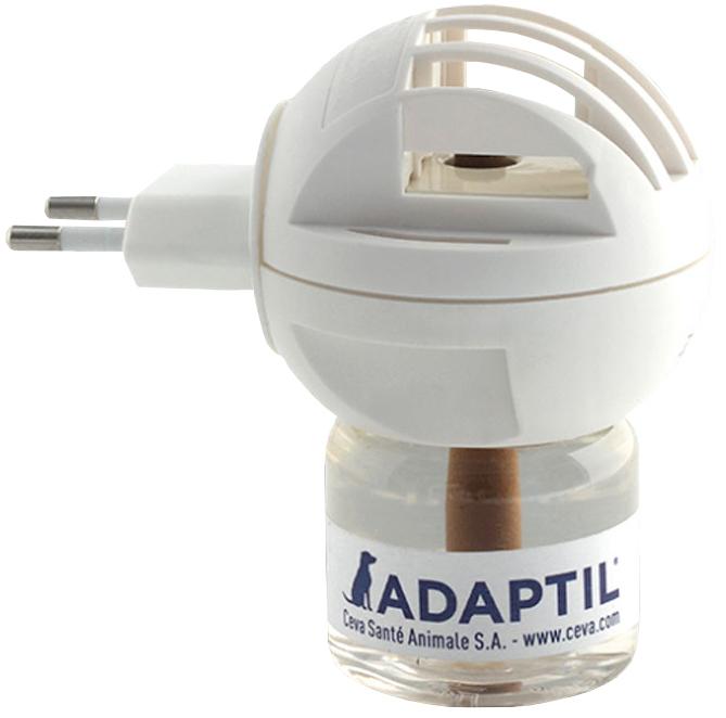 Феромон Adaptil для собак электрический диффузор и сменный флакон Ceva (48 мл)