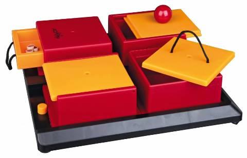 """Trixie игрушка для собак развивающая """"Poker Box"""" (31 х 10 х 31 см)"""