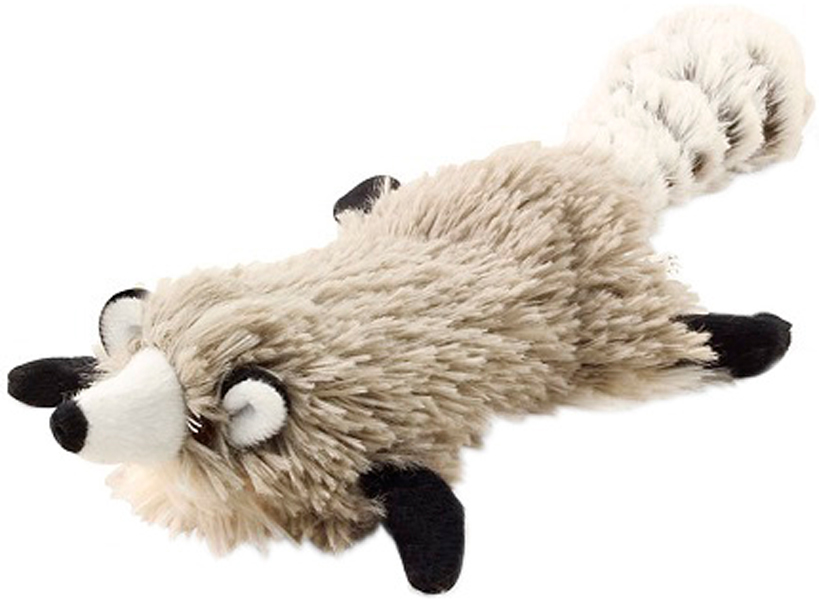 Игрушка-шкурка для собак Белка 25 см Triol D9001 (1 шт)