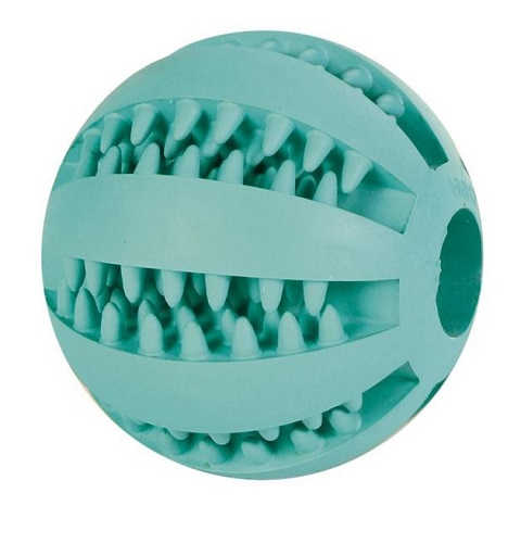 Trixie Denta Fun игрушка для собак «Мяч для бейсбола» (6,5 см)