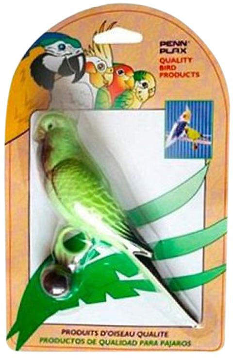 Игрушка для птиц Penn-Plax Подружка попугая для жердочки большая (1 шт) penn plax переноска клетка penn plax для грызунов и птиц большая