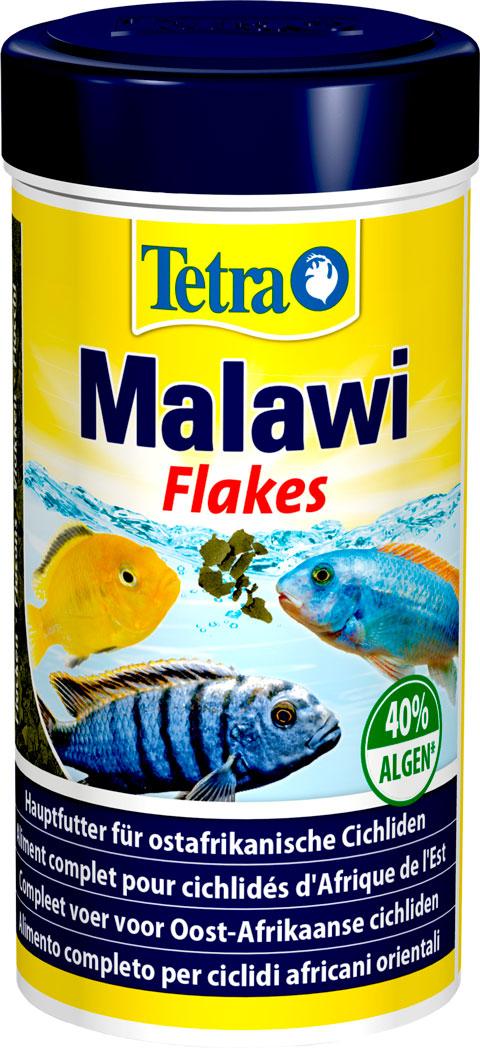 Tetra Malawi Flakes — Тетра корм хлопья