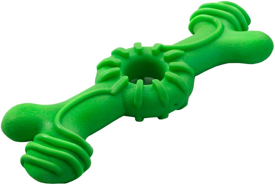 Игрушка для собак Triol Aroma Кость термопластичная резина 18 см (1 шт)