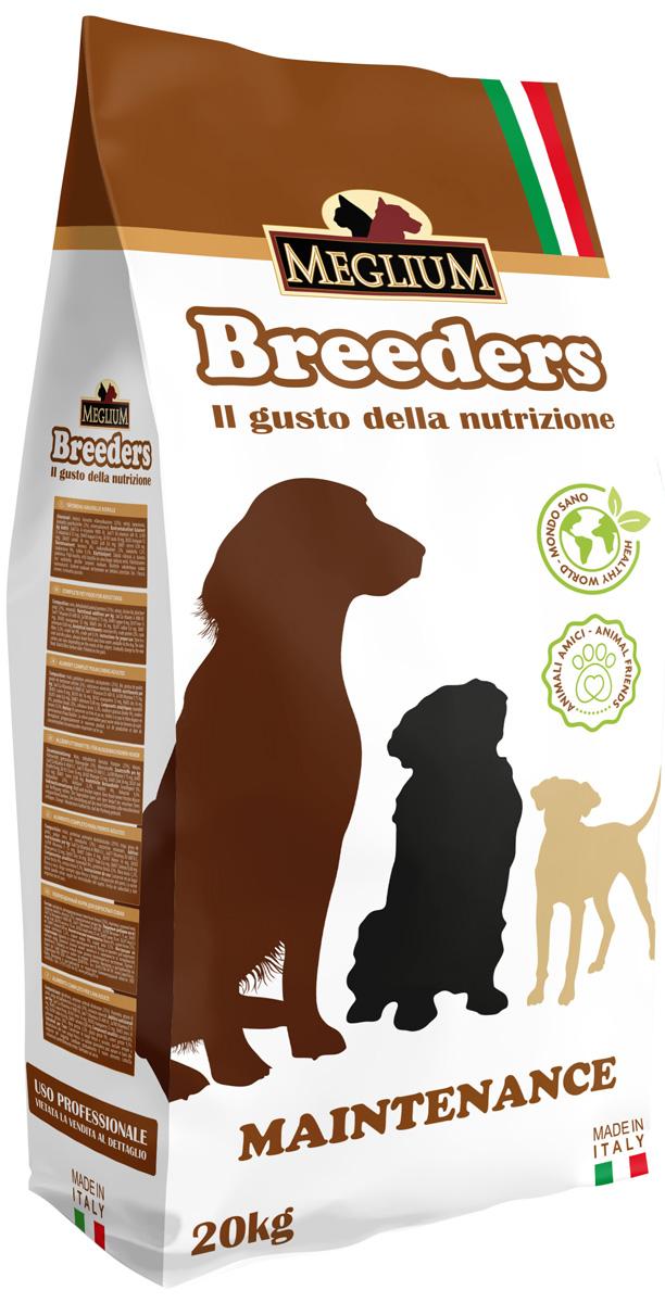 Meglium Adult Breeders для взрослых собак всех пород (20 + 20 кг)