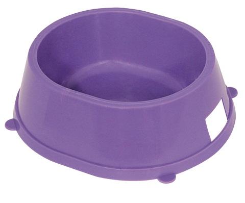 гамма миска пластиковая для собак № 2 (0,45 л)