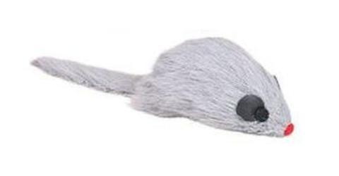 Trixie игрушка для кошек из набора мышей (1 шт)