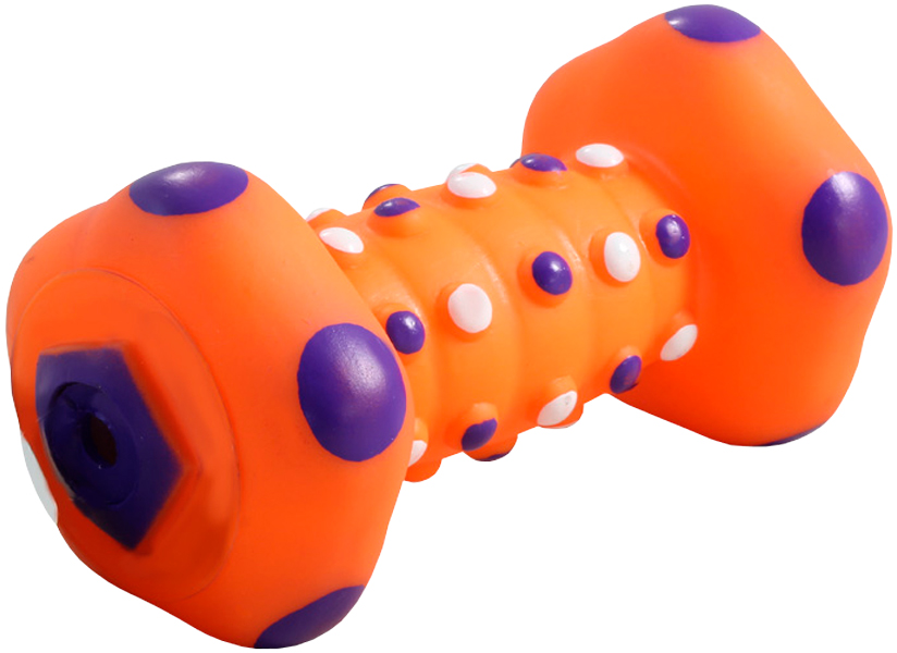 Triol игрушка для собак «Гантель», 16 см (1 шт)