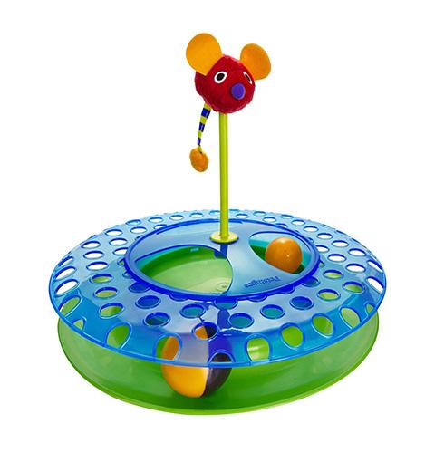 Игрушка для кошек Petstages Трек 2 мячика Ii (1 шт).