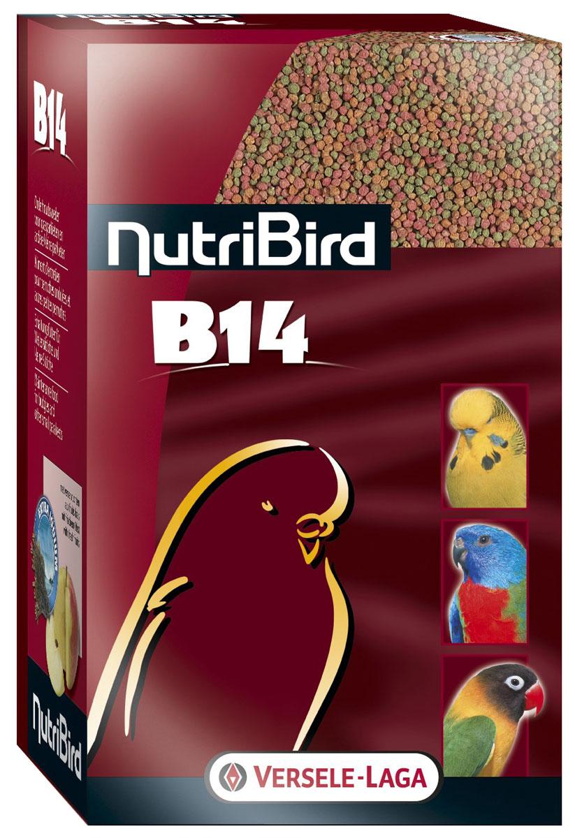 Versele-laga Nutribird B14 корм для волнистых попугаев (800 гр)