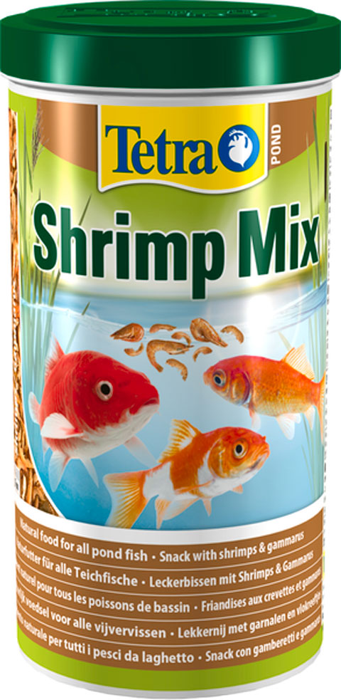 Tetra Pond Shrimp Mix   Тетра