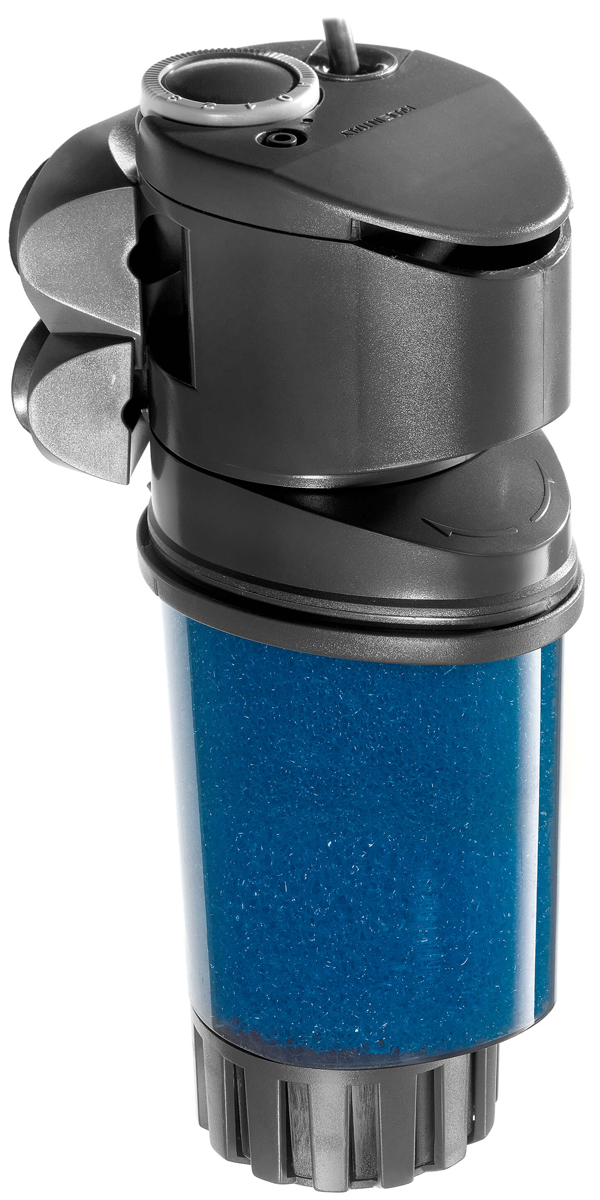 Внутренний фильтр Sicce Shark Adv 400, 400 л/ч, для аквариумов объемом 60-130 л (1 шт) внутренний фильтр xilong xl f280 30 вт 1800 л ч для аквариумов объемом до 400 л 1 шт