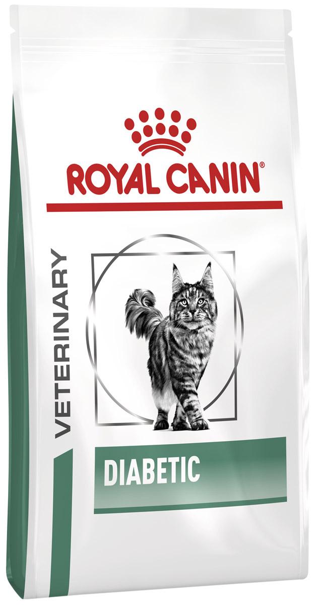 Royal Canin Diabetic для взрослых кошек при сахарном диабете (1,5 кг)