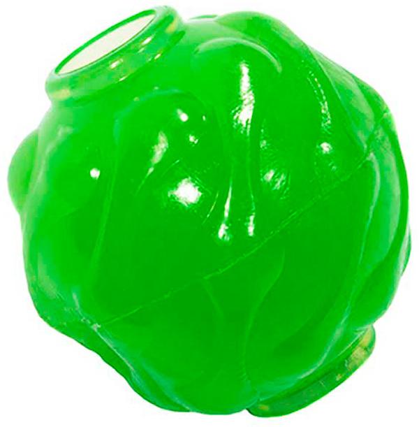 Мяч для собак Doglike Космос зеленый (1 шт)