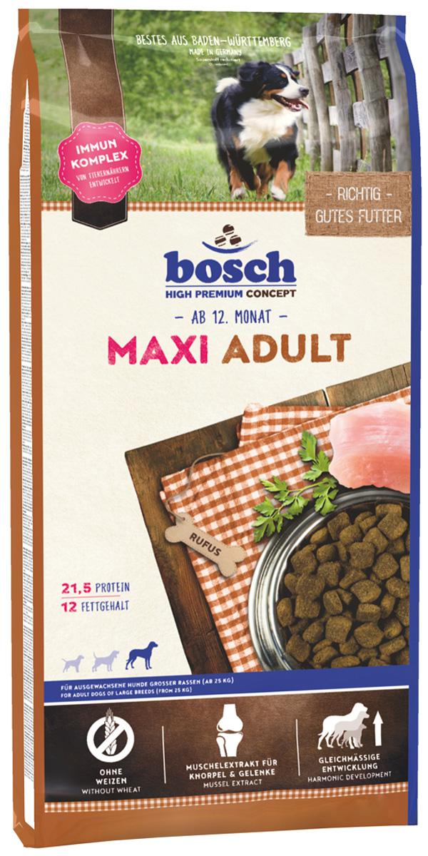 Bosch Adult Maxi для взрослых собак крупных пород (3 кг)