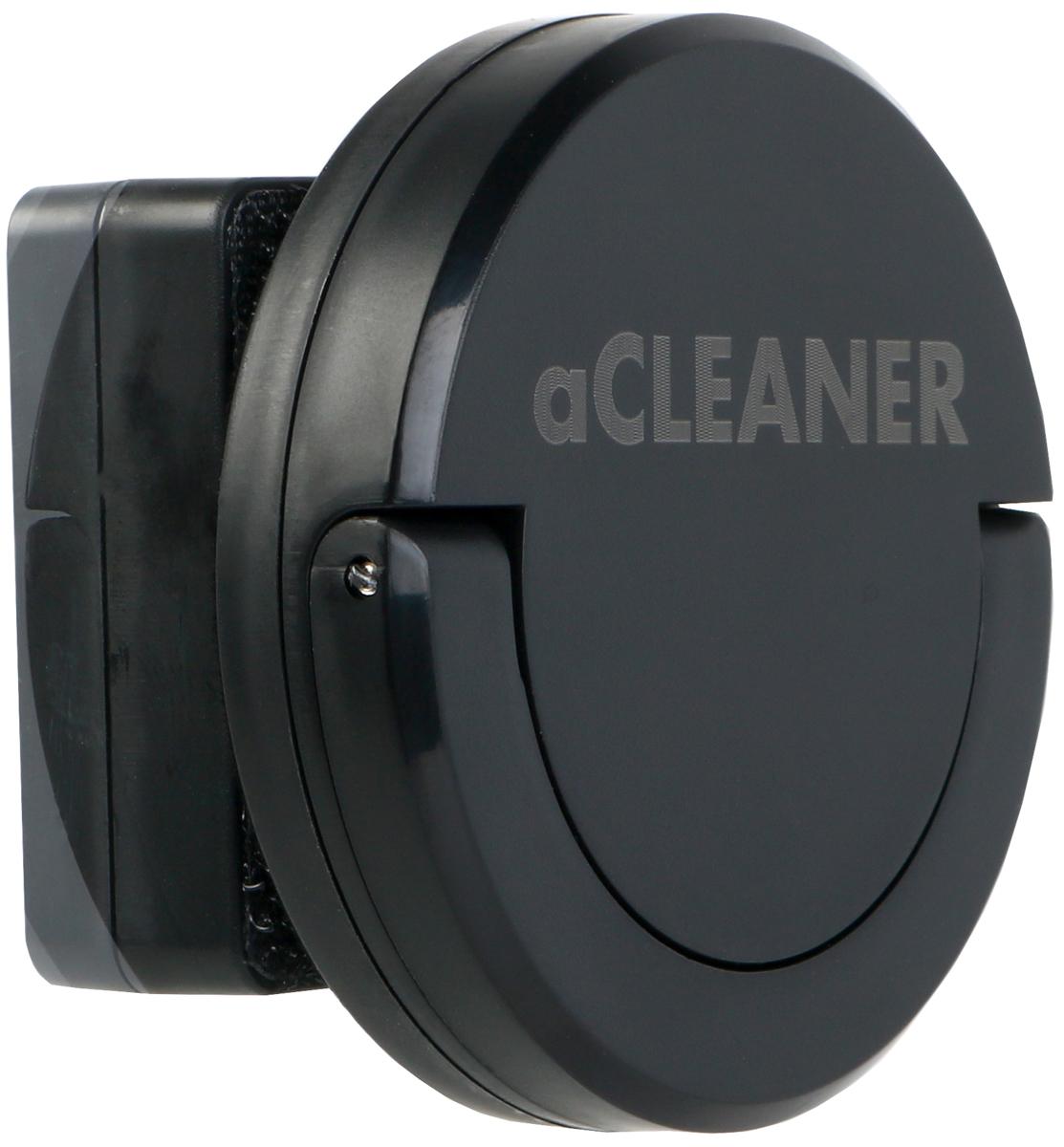 Скребок магнитный AquaLighter aCleaner Black для аквариумов