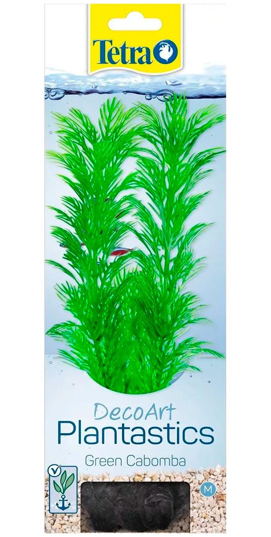 Растение для аквариума пластиковое Кабомба Tetra DecoArt Plant M Green Cabomba 23 см (1 шт)