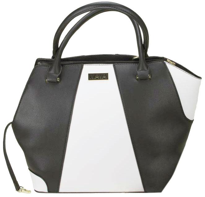 Dogman сумка переноска модельная Лондон Mava серая 27 х 18 х 26 см (1 шт)