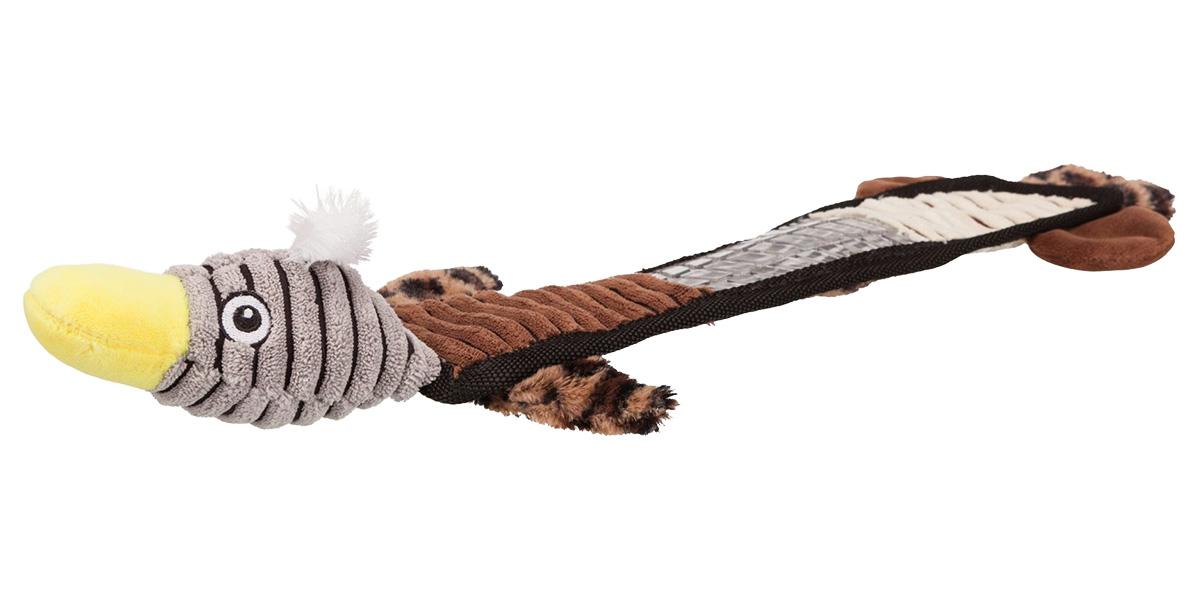 Игрушка для собак Trixie Гусь полиэстер резина 49 см (1 шт)