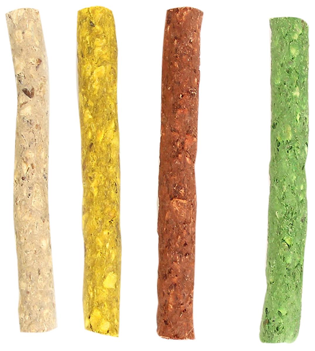 Лакомство Triol для собак палочки микс 13 см 50 шт (1 шт)