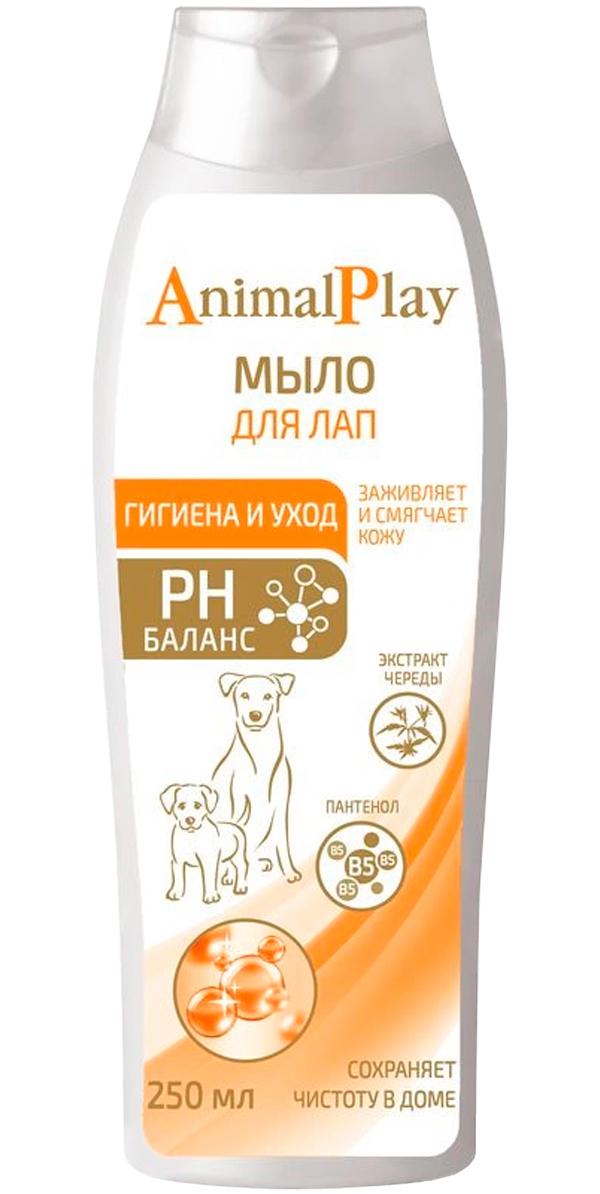 Мыло для лап для собак Animal Play