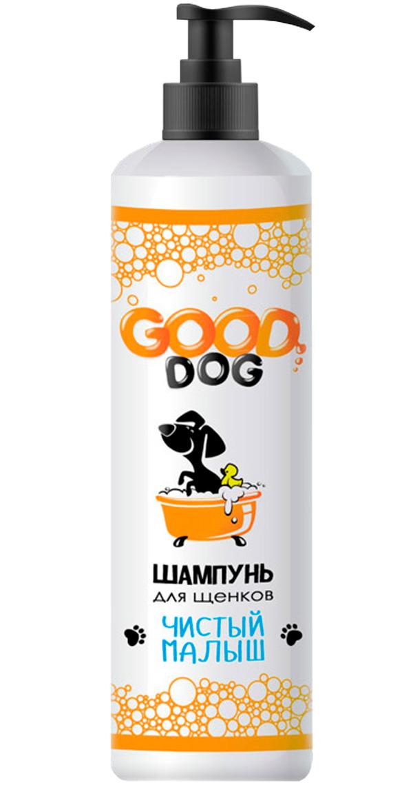 Good Dog Чистый малыш шампунь для щенков (250 мл)