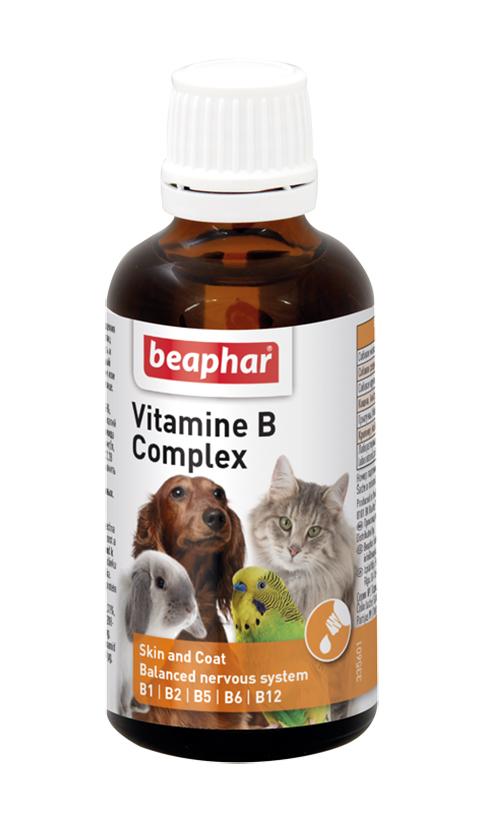 Beaphar Vitamine B Complex – Беафар комплекс