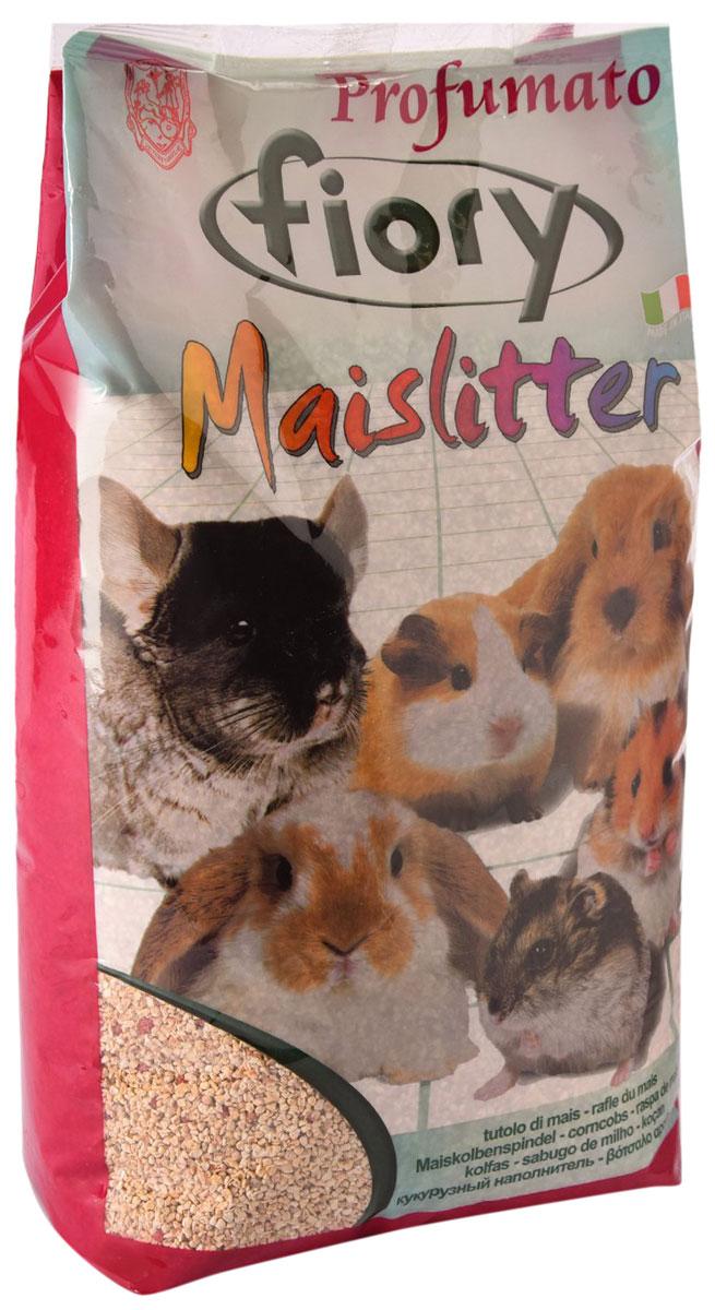 Fiory Maislitter наполнитель кукурузный для грызунов Дикие