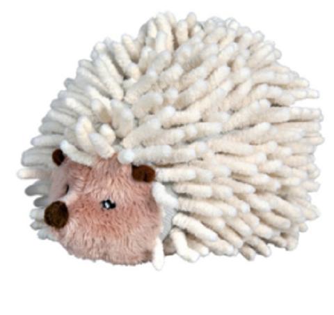 Trixie игрушка для собак «Ёж», плюш, с пищалкой (12 см)
