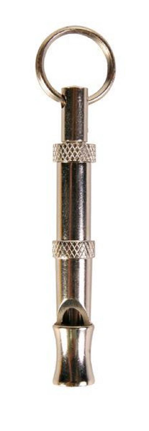 Trixie свисток ультразвуковой металлический для дрессировки (1 шт) trixie свисток trixie из рога буйвола для тренировки собак 6 см