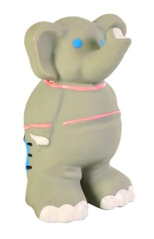 Trixie игрушка для собак из набора «Бэби Зу», с пищалкой (9 см)