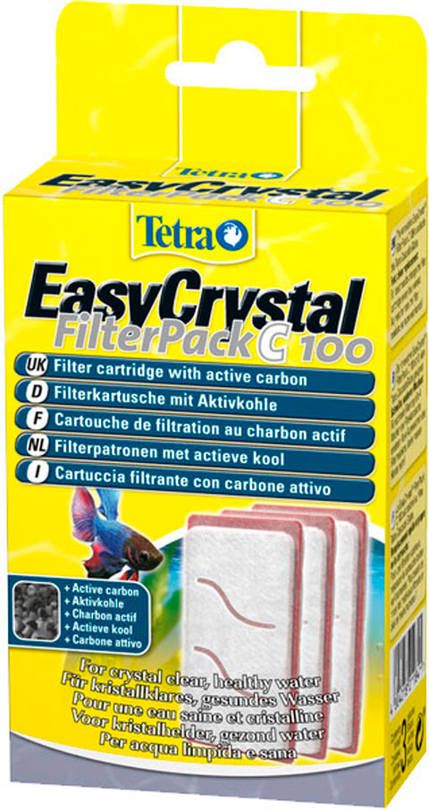 Tetra Easy Crystal Filter Pack C