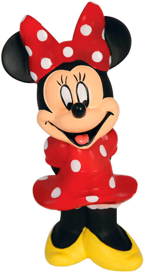 Игрушка для собак Triol Disney Minnie винил 14 см (1 шт) наклейка оранжевыйслоник виниловая свин92 для авто или интерьера винил