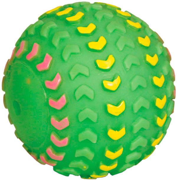 Triol игрушка для собак «Мяч Шина», 11,5 см (1 шт)