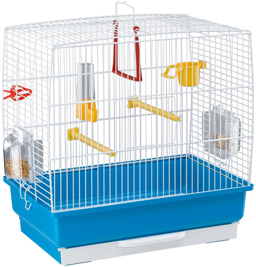 Клетка для птиц Ferplast Rekord 2 белая