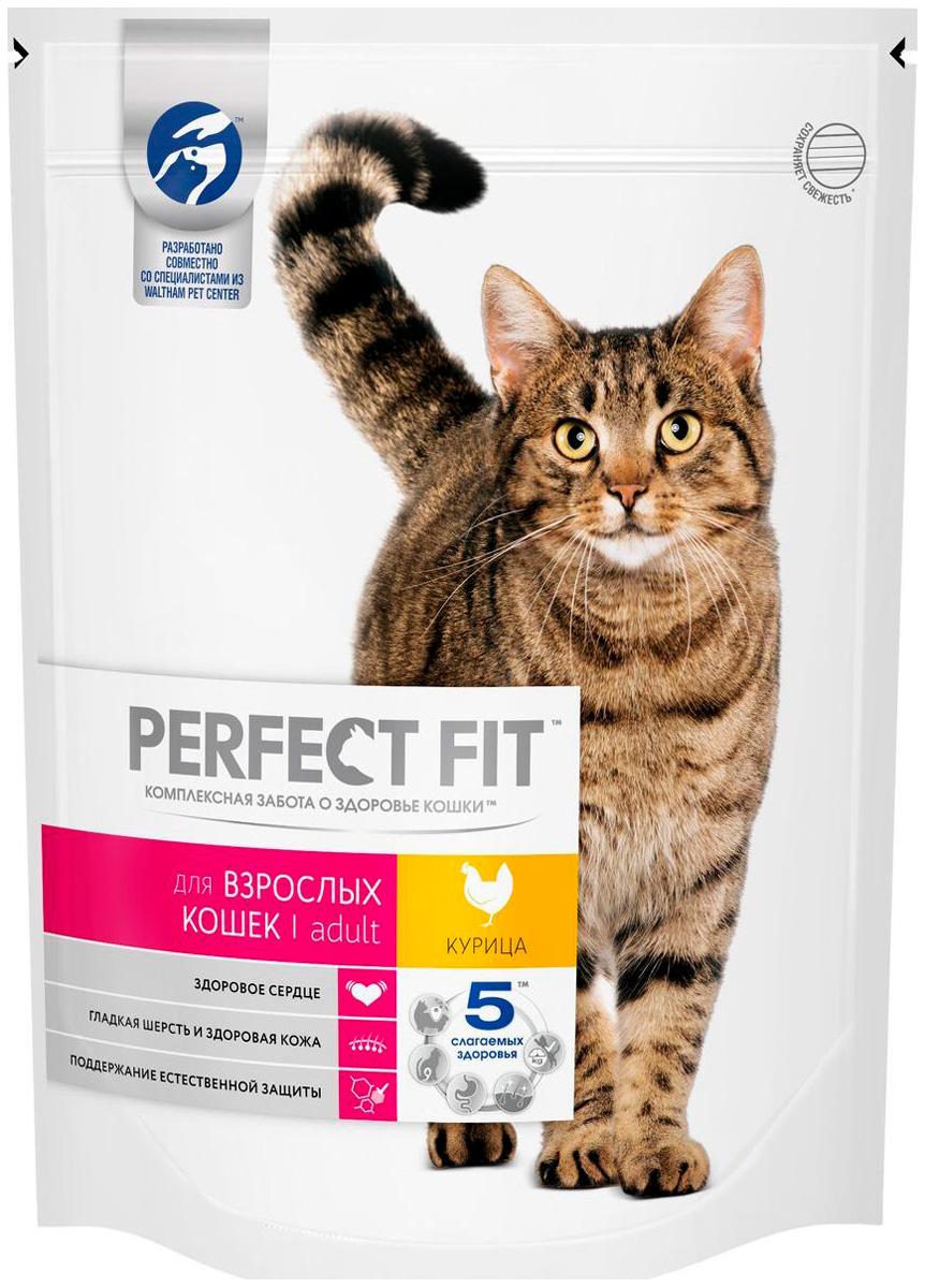 Perfect Fit Adult для взрослых кошек с курицей (0,19 кг)