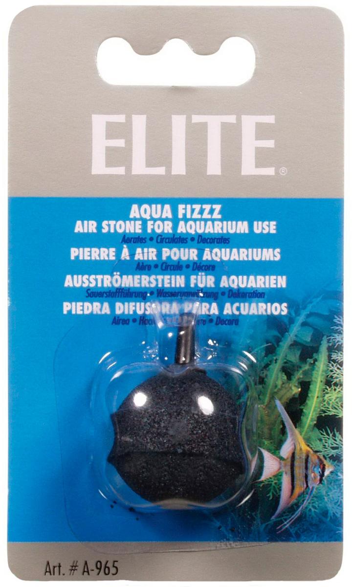 Распылитель воздуха Hagen Elite камень шарик черный малый (1 шт)