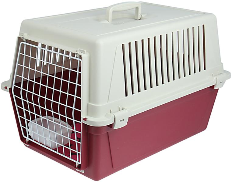 Переноска Ferplast Atlas 30 для мелких и средних собак 60х40х38 см (1 шт) переноска ferplast atlas 20 el для мелких собак и кошек 58х37х32 см бюджет 1 шт