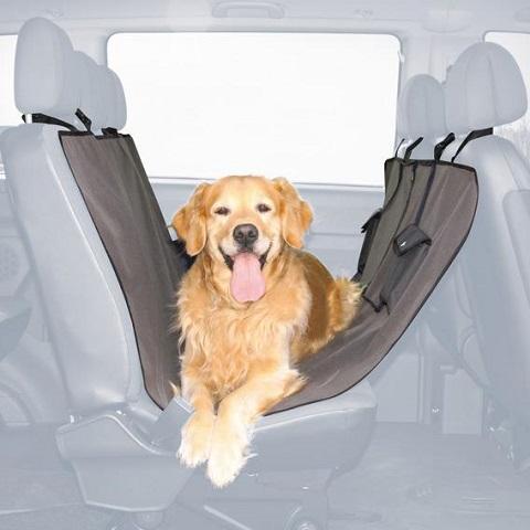 Trixie автомобильная подстилка на сиденье для собак, 140 х 145 см (1 шт)