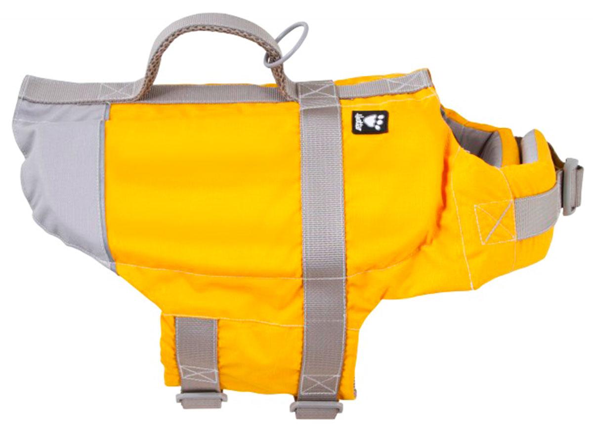 Hurtta Life Savior жилет спасательный для собак оранжевый (10-20 кг)