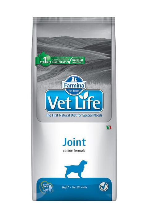 Farmina Vet Life Canin Joint для взрослых собак при заболеваниях суставов (12 + 12 кг)