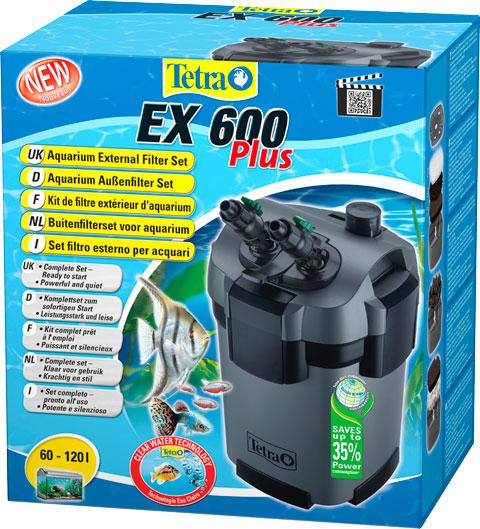 Внешний фильтр Tetratec Ex 600 Plus,
