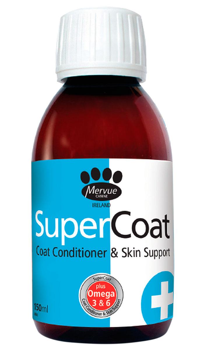 Картинка - Supercoat Супер Коат кормовая добавка для собак для улучшения качества шерсти 150 мл  (1 шт)