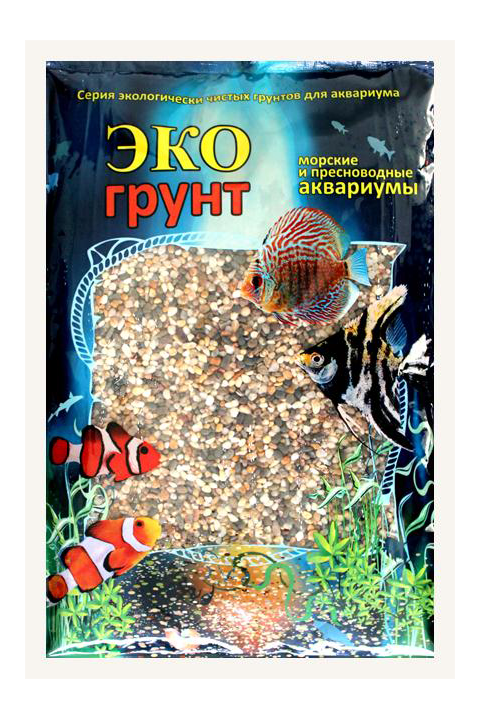 Грунт для аквариума Феодосия галька мини