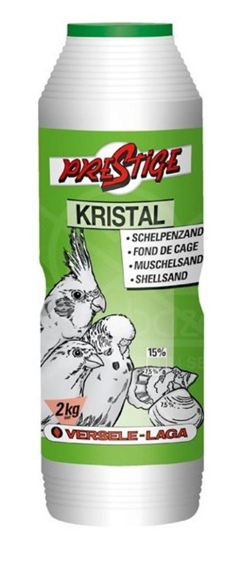 Versele-laga Prestige Kristal – Верселе Лага песок для птиц из раковин устриц с анисом (2 кг) солгар кальций 600 из раковин устриц 60 табл