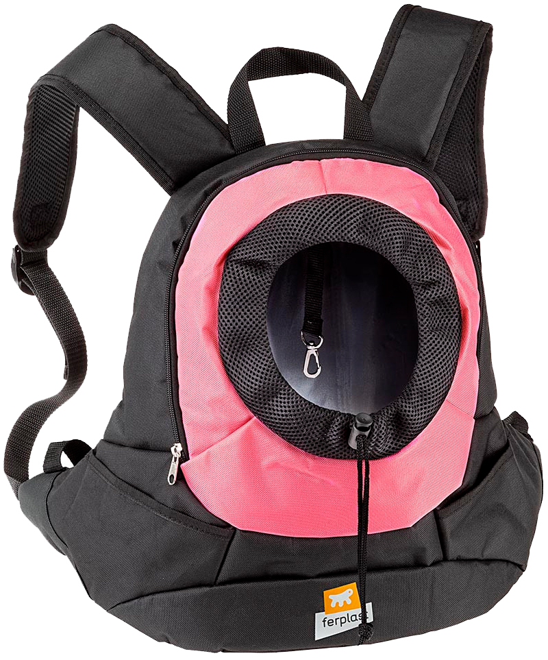 Рюкзак Ferplast Kangoo Small розовый 37 х 16 36,5 см (1 шт)