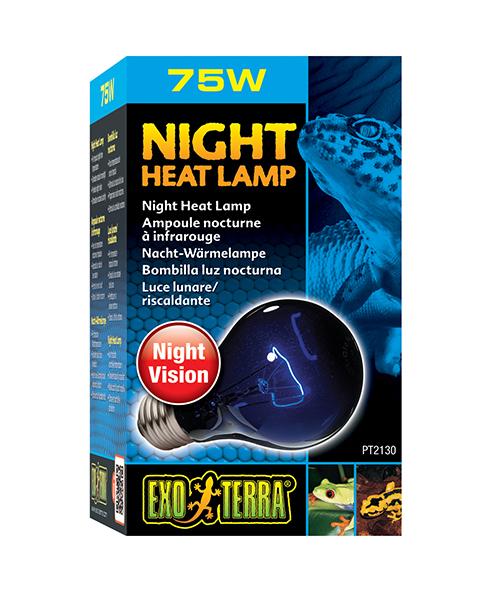 Лампа лунного света Exo Terra Night Heat A19 (75 Вт)