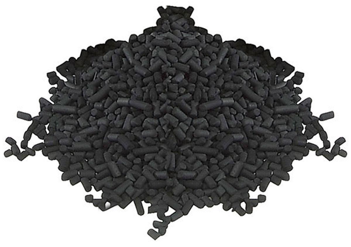 Уголь активированный Ferplast Blucarbon для аквариумных фильтров 400 гр (1 шт) набор резиновых уплотнителей для внешних фильтров ferplast bluextreme 700 1100 1 шт