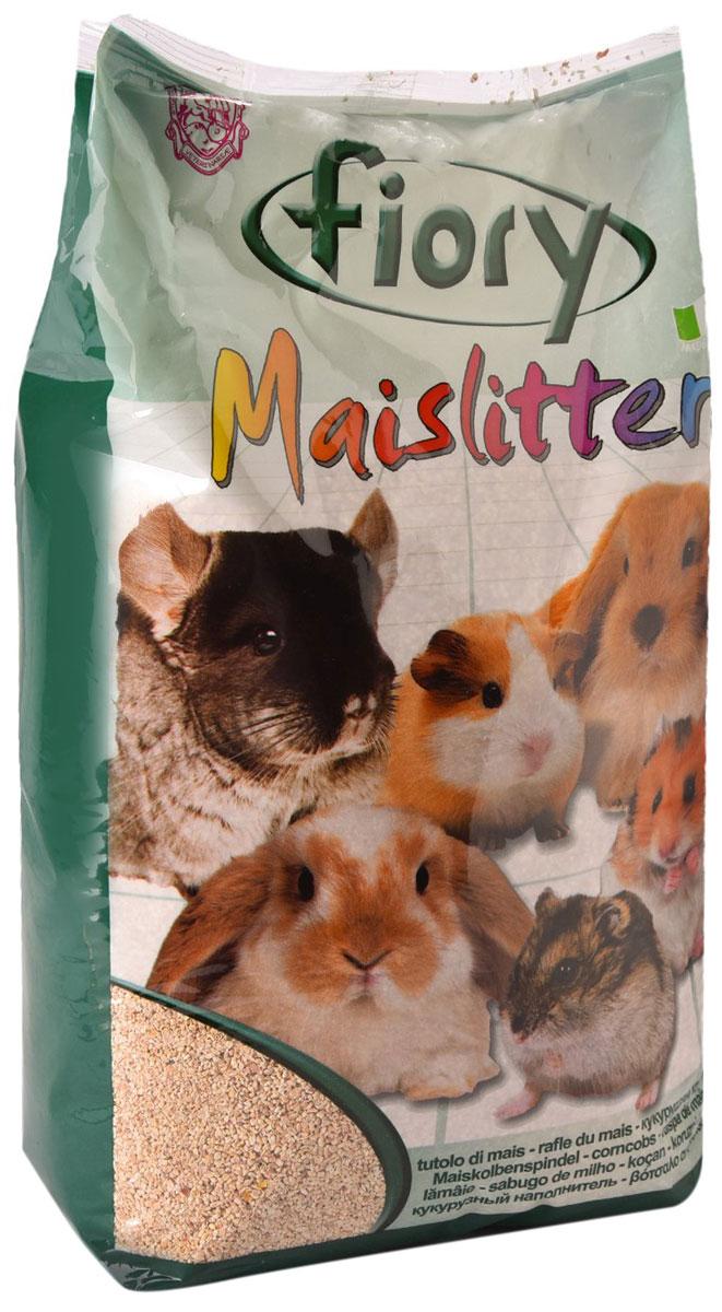Fiory Maislitter наполнитель кукурузный для грызунов