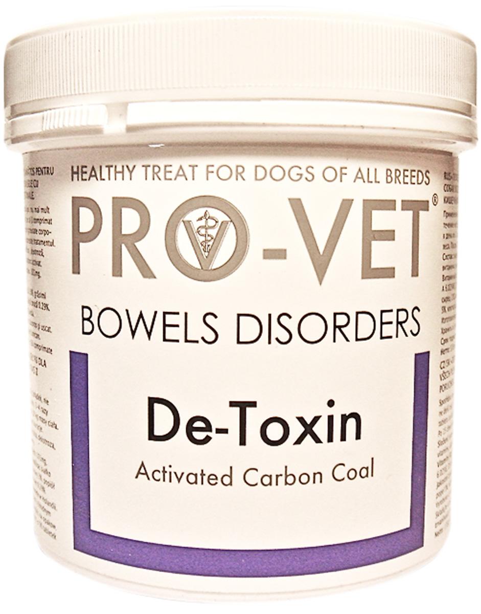 Лакомство Pro-vet Pastils De-toxin витаминизированное для собак при отравлениях 135 гр (1 шт)