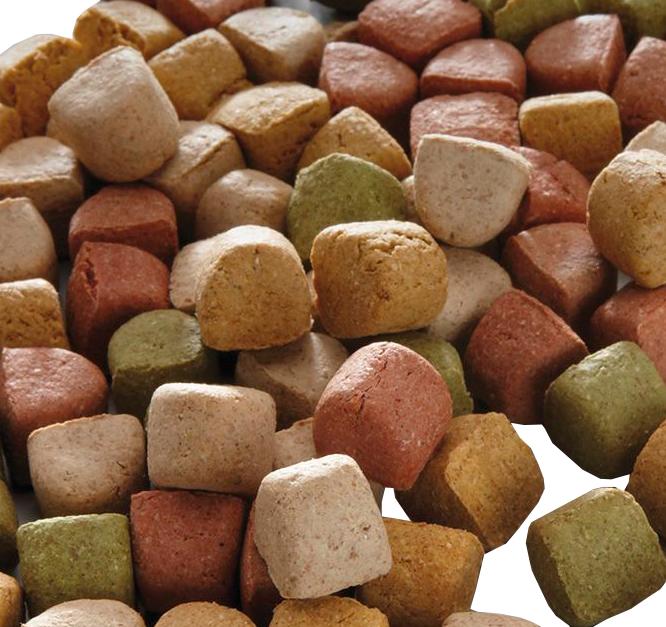 Лакомство Mera Gourmet Happen для собак всех пород радуга удовольствий 2,5 кг (1 шт)